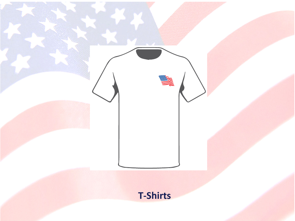 Love Lives Here In The USA - Show your love of US with this T Shirt